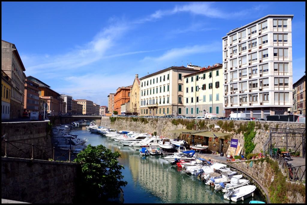 Каналы Ливорно