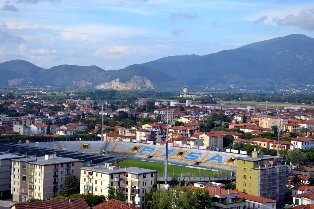 Стадион Pisa